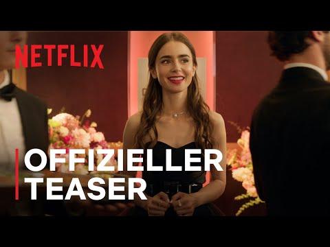 Emily in Paris   Offizieller Teaser und Ankündigung   Netflix