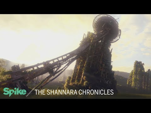 SDCC Official First Look | The Shannara Chronicles: Now on Spike TV