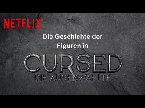 Cursed | Der wahre Ursprung der Figuren | Netflix