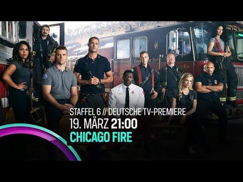 Chicago Fire Staffel 6   Trailer