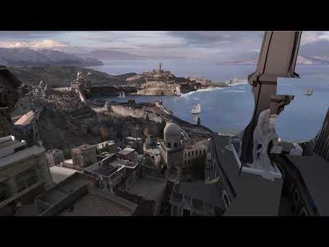 Unseen Westeros Making of Tyrosh