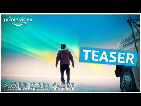 American Gods Season 3 | Teaser Trailer | Amazon Prime Video NL