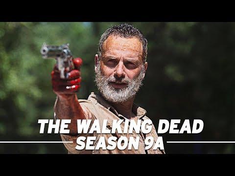 The Walking Dead Season 9A Recap!