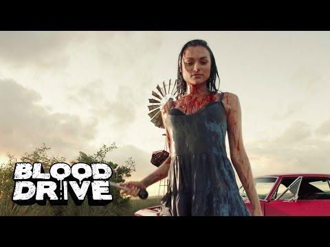 [TRAILER]   BLOOD DRIVE   SYFY