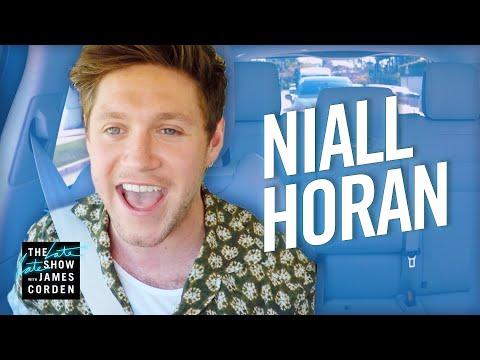 Niall Horan Carpool Karaoke