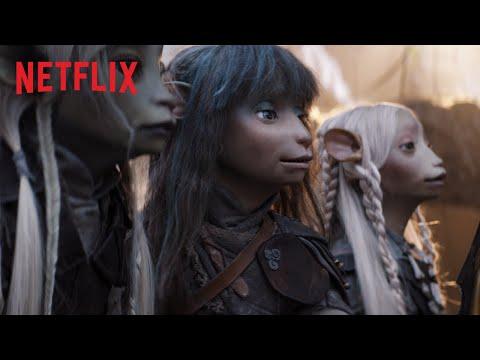 Der dunkle Kristall: Ära des Widerstands   Vorschau – SDCC 2019   Netflix