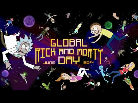 Global Rick and Morty Day   June 20   adult swim