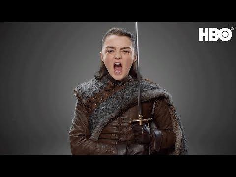 'Ahhh' HBO Intro ft. Dwayne Johnson, Emilia Clarke, Maisie Williams & More | (Version 2)