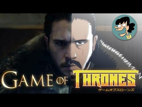 IF GAME OF THRONES WAS AN ANIME - MALEC