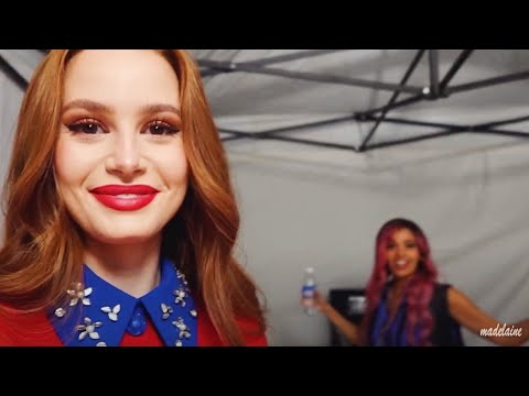 First day of riverdale season 5! | Madelaine Petsch