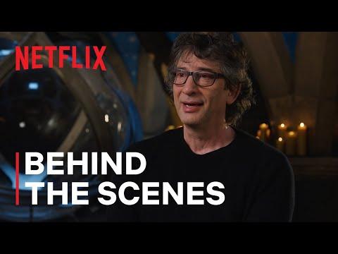The Sandman | Behind The Scenes Sneak Peek | Netflix