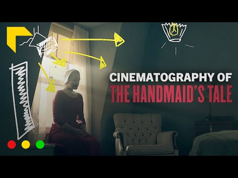Why The Handmaid's Tale Looks like a Painting | Cinematography Breakdown