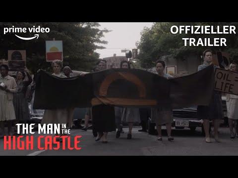 Der Widerstand erhebt sich | The Man in the High Castle | Offizieller Trailer | Prime Video DE