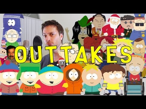 South Park in 2 Minutes: OUTTAKES