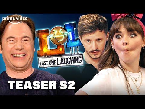 LOL Last One Laughing Staffel 2 Offizieller Teaser | Prime Video DE