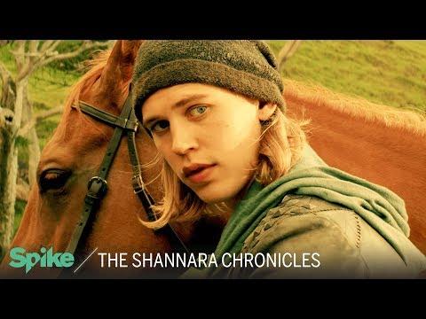 Meet Wil (Austin Butler)   The Shannara Chronicles: Now on Spike TV