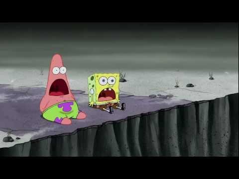 Surprised Patrick Original Scene - The SpongeBob SquarePants Movie HD
