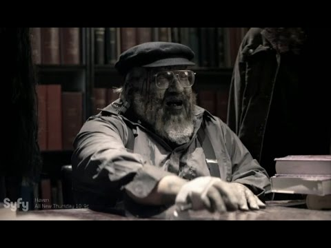 Game Of Thrones + Z Nation = George R.R. Martin's Zombie