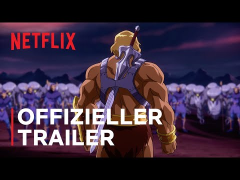 Masters of the Universe: Revelation: Teil 1 | Offizieller Trailer | Netflix