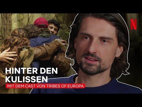Ein Blick hinter die Kulissen von Tribes of Europa | Netflix