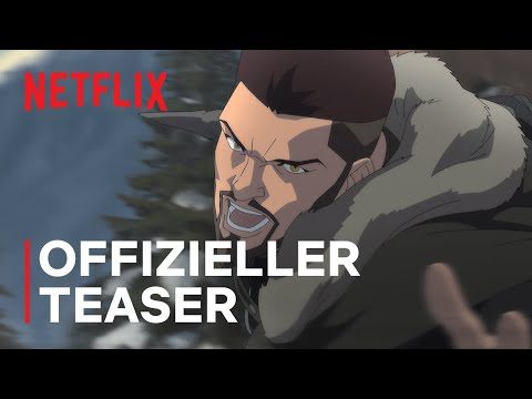 The Witcher: Nightmare of the Wolf | Offizieller Teaser | Netflix
