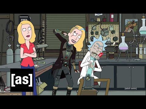 Inside the Episode: Star Mort Rickturn of the Jerri | Rick and Morty | adult swim