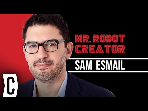 Mr. Robot Creator Sam Esmail Breaks Down the Making of His Series in Deep Dive Interview