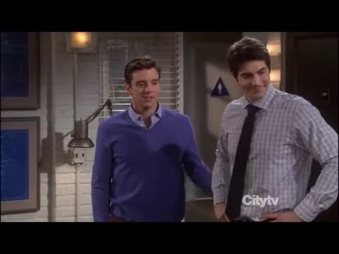 Partners - Brandon Routh & Michael Urie