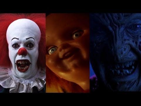 Top 10 Scariest Horror Movie Bad Guys