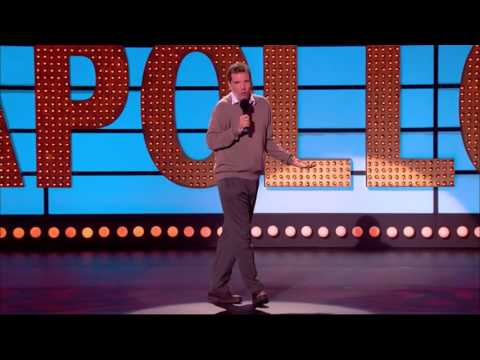 Henning Wehn Live at the Apollo