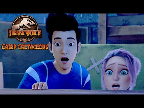 Season 3 Trailer | JURASSIC WORLD CAMP CRETACEOUS | NETFLIX