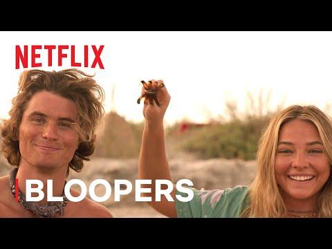 Outer Banks Season 2 Bloopers   Netflix
