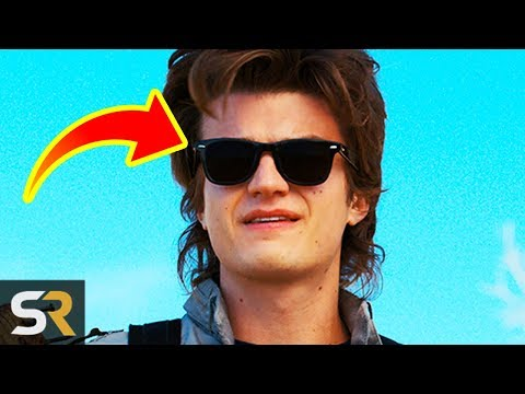 10 Hidden Easter Eggs And References You Didn't Notice in Stranger Things Season 2