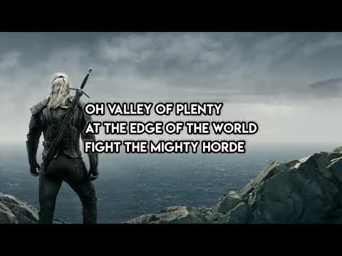 Toss A Coin To Your Witcher Lyrics | The Witcher Soundtrack