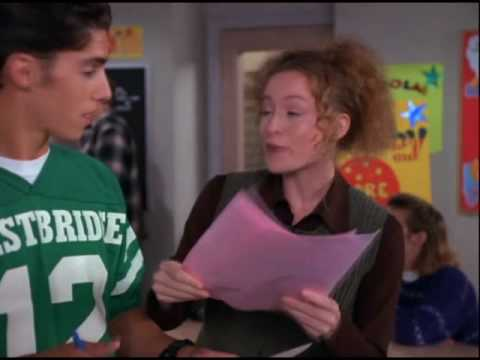 "Milo Ventimiglia in ""Sabrina the teenage witch"""