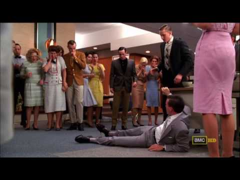 """MAD MEN - """"I can't believe I'm going to miss this!"""" AKA Lois and the Lawnmower 3.06"""
