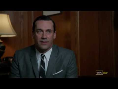 """Mad Men - """"But what is happiness?"""""""