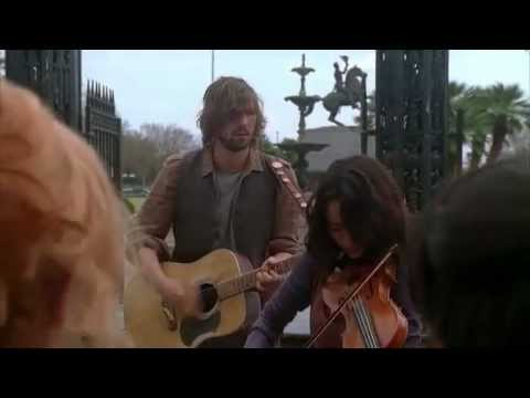 Treme - Annie and Sonny playing music (Chuck Carbo - Second Line on Monday)