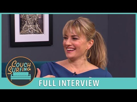 Mädchen Amick Reacts To Riverdale, Twin Peaks, Gossip Girl & More (FULL)   Entertainment Weekly