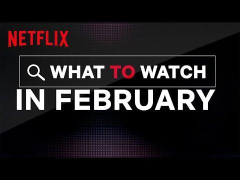 New on Netflix   February 2020   Netflix