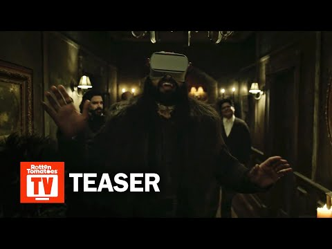 What We Do in the Shadows Season 3 Teaser   'VR'   Rotten Tomatoes TV