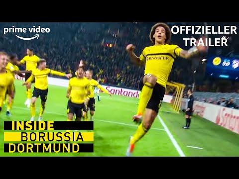 Inside Borussia Dortmund | Offizieller Trailer | Prime Video DE