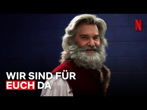 Wir sind an Weihnachten für Euch da   Netflix