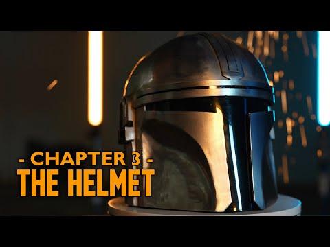 FULL METAL Mando Helmet! (HACKLORIAN: Chapter 3)