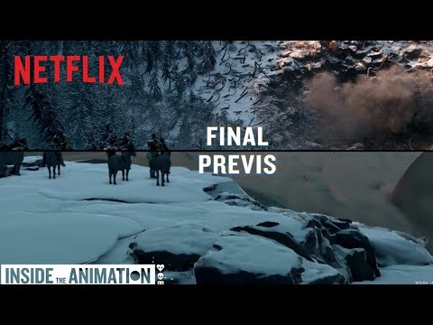 LOVE DEATH + ROBOTS | Inside the Animation: The Secret War | Netflix