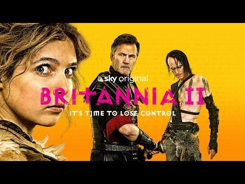 EXCLUSIVE TRAILER: Britannia Series 2