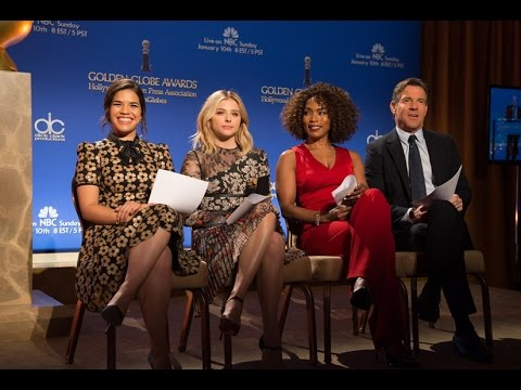 Nominations Newswrap - Golden Globe 2016