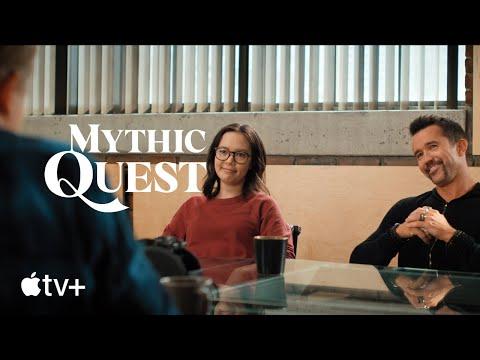 Mythic Quest — Season 2 Official Trailer   Apple TV+