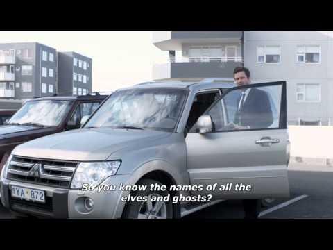 The Cliff - Hamarinn (IS) Trailer