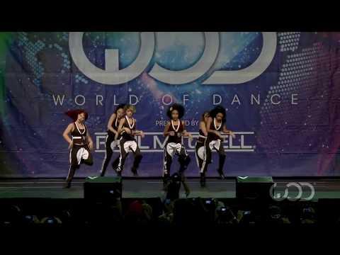 8Flavahz - World of Dance Hawaii 2012